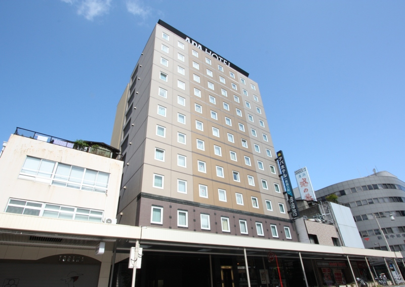 アパホテル新潟古町