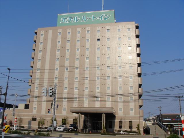 ホテル ルートイン新潟黒埼店