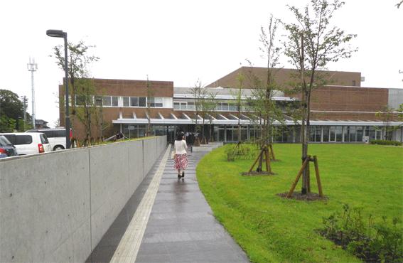 新潟市埋蔵文化財センター